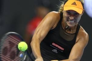 Kerber rutscht in Tennis-Weltrangliste weiter ab