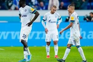 Schalke guckt nach vorne: Mit dem Kopf schnell beim Derby