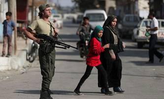 Deutschland fordert internationale Sicherheitszone in Syrien