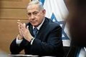 nach wahl in israel - netanjahu scheitert mit regierungsbildung und gibt mandat zurück