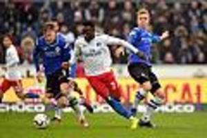 2. Bundesliga, 10. Spieltag - Arminia Bielefeld will mit Heimsieg gegen den HSV die Tabellenspitze erobern