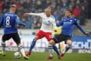 2. Bundesliga live - Arminia Bielefeld gegen den Hamburger SV: So sehen Sie das Spiel im Live-Stream