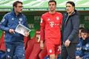 Fußball-Podcast mit Kleiß und Wagner - Müller ist eine tickende Zeitbombe - dieses Duell kann Kovac nicht gewinnen