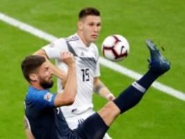 FC Bayern: Hoeneß: Süle kann EM total vergessen