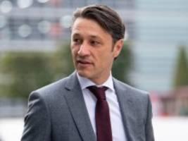 Bayern-Trainer Niko Kovac: Ich stelle die Mannschaft auf
