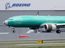 bruch mit us-flugaufsicht faa: europäer geben boeing 737 max selbst frei