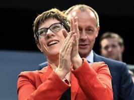 cdu-basis soll mitentscheiden: merz hält sich für kanzler-kandidatur im spiel