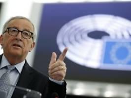 eu-kommissionschef zieht bilanz: juncker hinterlässt mahnung zum abschied