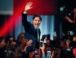 Justin Trudeau erhält eine zweite Chance