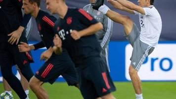 Champions League: Bayern nach Bundesliga-Frust mit Europa-Lust in Piräus