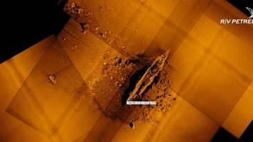 akagi sank im zweiten weltkrieg: forscher entdecken wrack von vermisstem flugzeugträger in 5490 metern tiefe