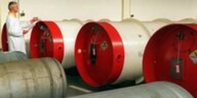 anreicherungsanlage gronau: uran-müll geht wieder nach russland