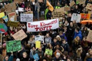 Klima: Fridays for Future plant nächste Großdemo Ende November
