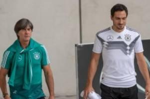 Nationalmannschaft: Freund: Hummels wird in DFB-Auswahl zurückkommen