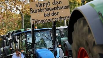 Bundesweite Aktionen geplant: Bauernproteste gegen Agrarpläne der Bundesregierung