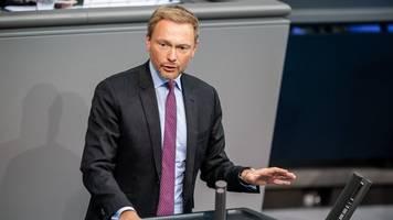 Christian Lindner empört: FDP-Chef darf nicht an Uni Hamburg reden