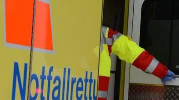 Mehrere Verletzte nach Vollbremsung von Linienbus