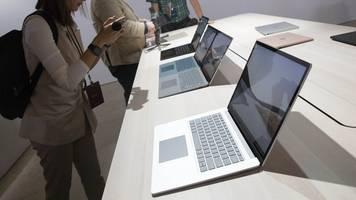 Neue Hardware: Deutschland-Start von Microsoft mit neuen Surface-Modellen