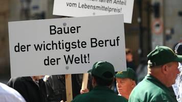 Bauerndemos mit Hunderten Teilnehmern auch in Bayern geplant