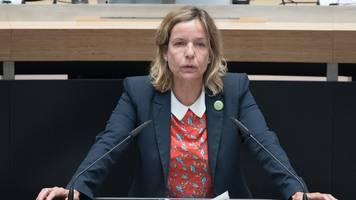 grünen-politikerin für eigenbedarf bei harten drogen: kritik