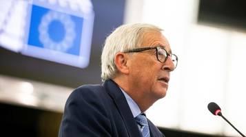 junckers abschiedsrede im eu-parlament: bekämpft den dummen nationalismus
