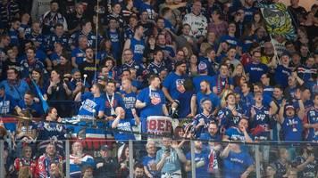 Champions-League-Achtelfinale der Adler Mannheim terminiert