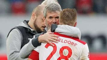 Neuer Vertrag - Verlängerung perfekt: Hennings bleibt länger in Düsseldorf