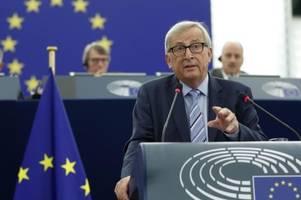 Juncker zum Abschied: Bekämpft den dummen Nationalismus