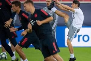 Bayern nach Bundesliga-Frust mit Europa-Lust in Piräus