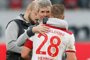 Verlängerung perfekt: Hennings bleibt länger in Düsseldorf