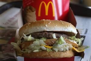 McDonald's verkauft mehr Burger in den USA - Wachstum geringer als erwartet