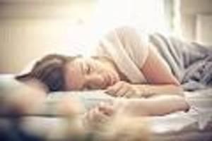 90 prozent sprechen im schlaf - schlaf-professor: warum wir im schlaf sprechen - und dabei meist schimpfen