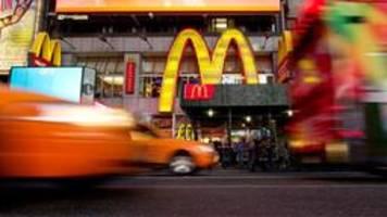 mcdonald's: von der burgerbude zum hightech-restaurant