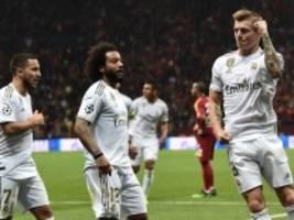 champions league: toni kroos schießt real madrid zum sieg