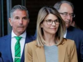 College-Affäre: Neue Vorwürfe im Bestechungsskandal gegen Lori Loughlin