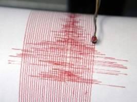 Erdbeben: Warum in Bayern derzeit besonders häufig die Erde grollt