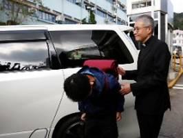 Bizarres Tauziehen mit Taiwan: Hongkong lässt mutmaßlichen Mörder frei