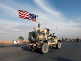 US-Rückzug aus Syrien: Pentagon-Chef eilt nach Bagdad