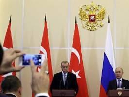 unsichere aussichten in syrien: erdogan droht kurden neue angriffe an
