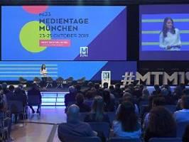 Medientage in München: Experten diskutieren den digitalen Wandel