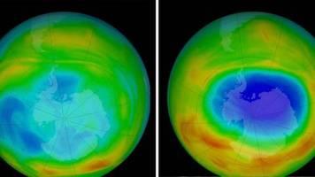 Nasa-Studie: Ozonloch ist so klein wie seit Jahrzehnten nicht – trotz Klimawandel