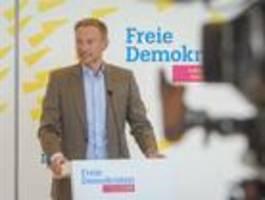 Uni Hamburg rechtfertigt Absage von Lindner-Auftritt