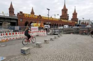 Verkehr: Oberbaumbrücke: So gefährlich sind die neuen Radwege