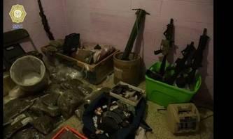 Video: Mexiko: Drogen und Granaten bei Razzia sichergestellt