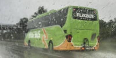 Mehrwertsteuersenkung im Fernverkehr: Flixbus fordert Gleichbehandlung
