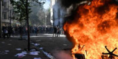 """wissenschaftler über proteste in chile: """"eine gesellschaftliche explosion"""""""