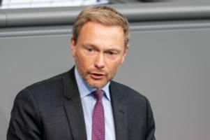 Hamburg: Redeverbot für FDP-Chef Lindner: Fegebank ermahnt Uni