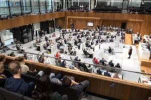 Landtag: Landtag warnt in einem Appell vor Antisemitismus