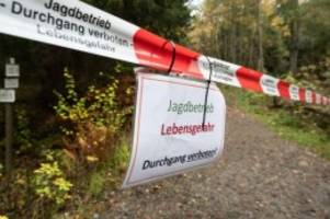 Tiere: Jagd im Harz endet anders als erwartet