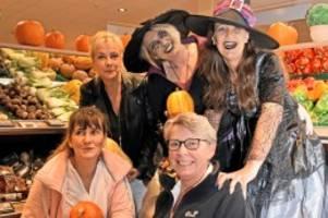 Verkaufsoffen: Pinneberg erwartet schaurig schönen Shopping-Sonntag